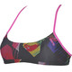 arena Bandeau Play Swimsuits Women multicolor-fresia rose